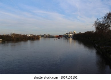 View of the River Thames from Putney