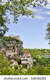 View of Rocamadour