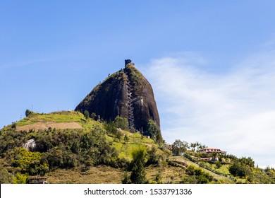 Imágenes Fotos De Stock Y Vectores Sobre Piedra Del Penol