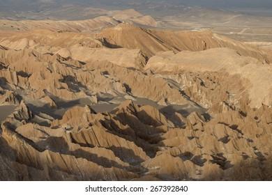View of rocky landscape, Death Valley, San Pedro de Atacama, El Loa Province, Antofagasta Region, Chile