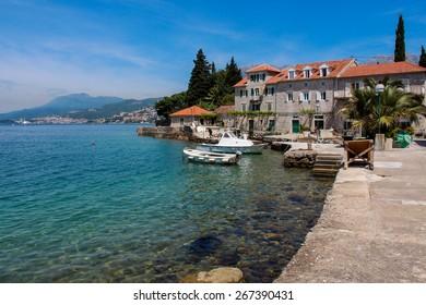 View at Rose, Montenegro