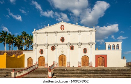View at the San Francisco church in Granada, Nicaragua