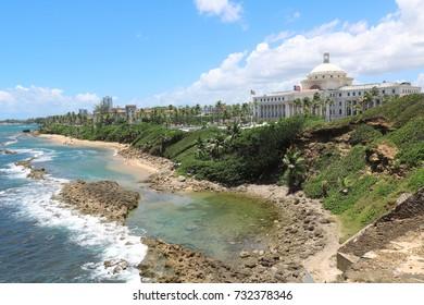View of San Juan from San Cristobal Fuerte