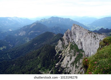 View from the Schafberg