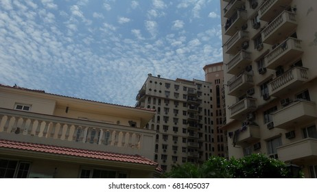 View of Sky and Clouds
