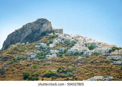 View of Skyros island.Sporades,Greece