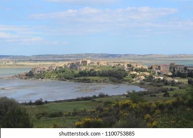 View to Smalltalk Village at Thema sea