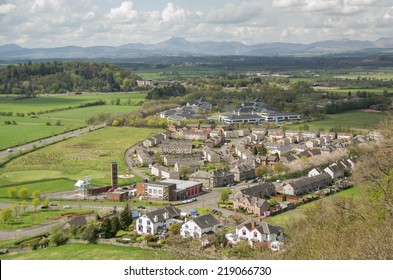 A view in Stirling, Scotland