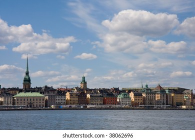 View to Stockholm, Gamla Stan