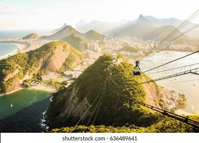 View of Sugar Loaf, Rio de Janeiro