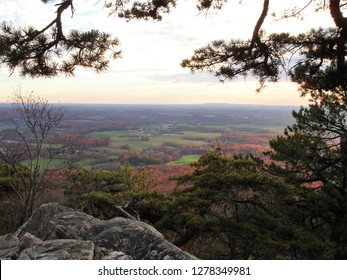 View from Sugarloaf Mountain near Dickerson, Maryland, USA