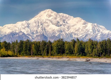 A view from Talkeetna, Alaska