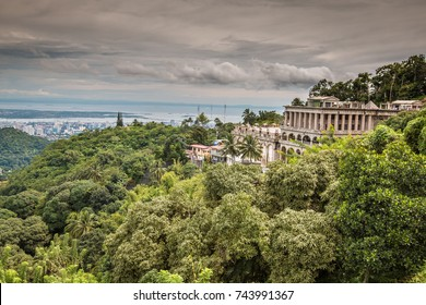 View of Temple of Leah in Cebu city Philiipines