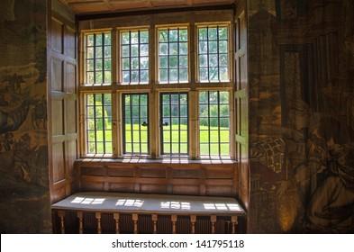 View through stone mullion window England & Mullion Windows Images Stock Photos u0026 Vectors | Shutterstock