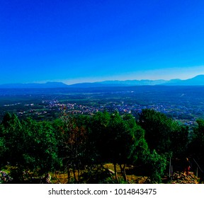 view from the top, Medjugorje