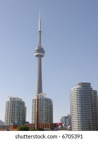 View of Toronto, Canada