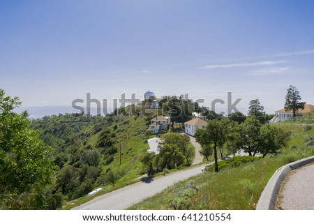 san francisco lick observatory