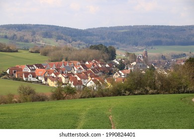 View of the town of Weil der stadt in the Boeblingen district - Shutterstock ID 1990824401