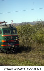 View from train between Chita and Khabarovsk, Russian Far East