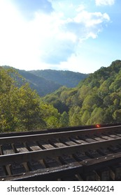 View from Train Track Trestle