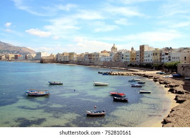 View of Trapani