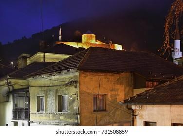 View of Travnik. Bosnia and Herzegovina