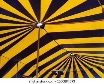 The View Under a Circus Tent
