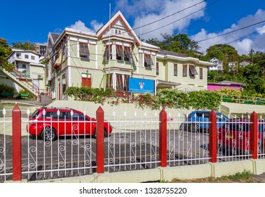 View of University of the West Indies, St George's, Grenada, Windward Islands, West Indies, Caribbean, Central America 2 February 2019