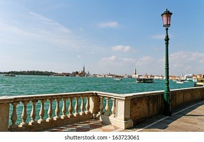 View to the Venice.