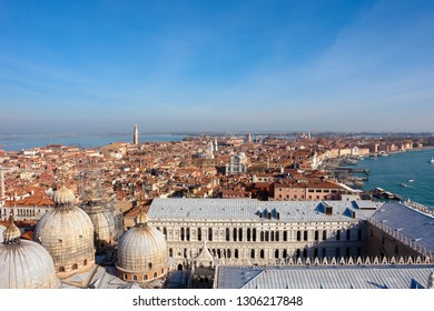 View of Venice from the Church