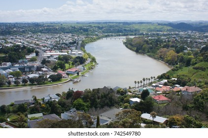 View of Wanganui, New Zealand
