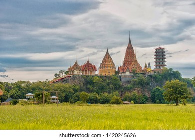 View Wat Tham Sua, Kanchanaburi Thailand