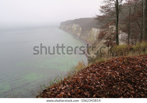 a view from the white cliffs, rügen island