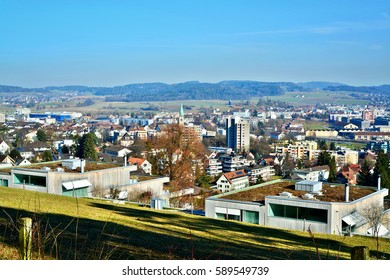 View Of Winterthur
