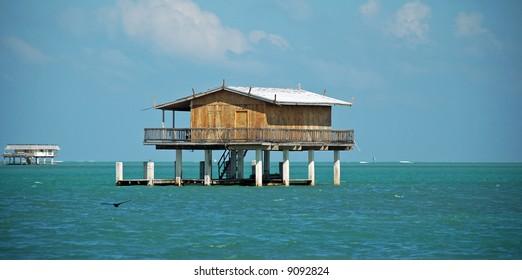 Stilt House Images Stock Photos Vectors Shutterstock
