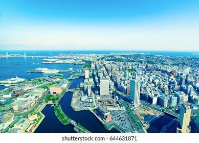 The View Yokohama City in Kanagawa, Japan