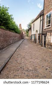 View of York street - Yorkshire, England, United Kingdom