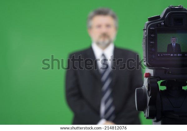 Viewfinder on a Camera