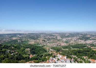 Viewpoint, Castle dos Mouros, Sintra, Portugal