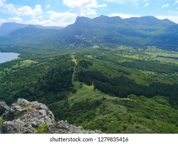 viewpoint from mountain