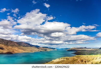 Viewpoint at Savona at Kamloops Lak British Columbia Canada