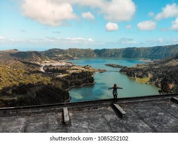Viewpoint Sete Cidades, Azores