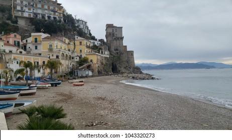 Views of Amalfi coast - South of Italy