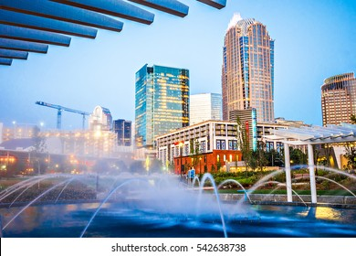views around charlotte north carolina