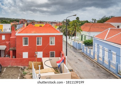 Views around Otrobanda, on the Caribbean island of Curacao