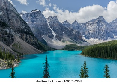 Views of Canada. August of 2019