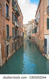 Views of the Canals of Venice, Italy