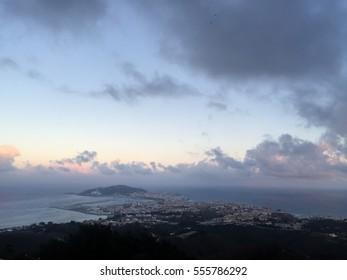 Views of Ceuta