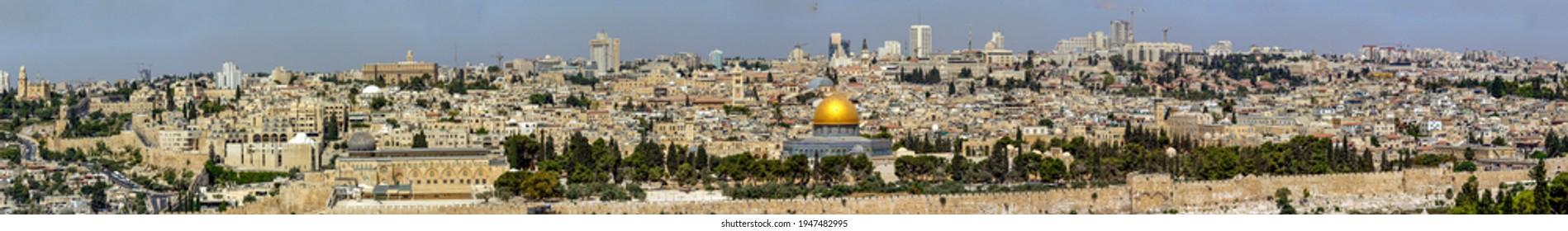 Views of the City of Jerusalem