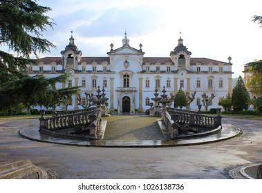 Views in Coimbra, Portugal.